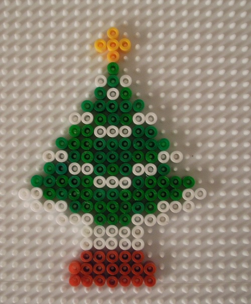 Standard Christmas Tree Pattern