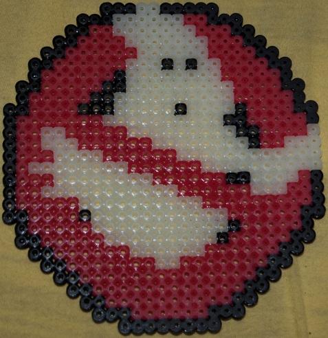 Ghostbusters Hama Bead Patterns