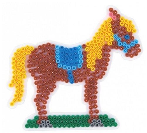 Hama Bead Horse Template