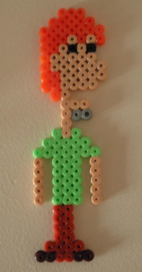 Shaggy - Scooby Doo Hama bead Patterns