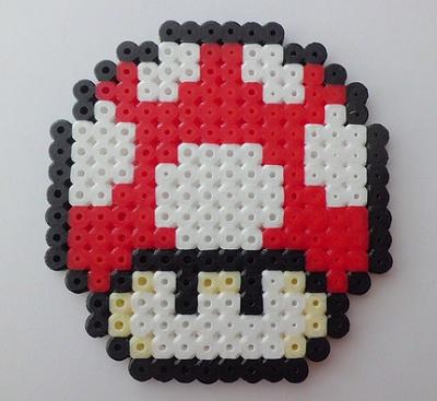 Mushroom - Super Mario