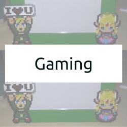 Gaming Hama Bead Patterns