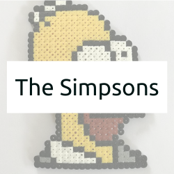 The Simpsons Hama Bead Patterns