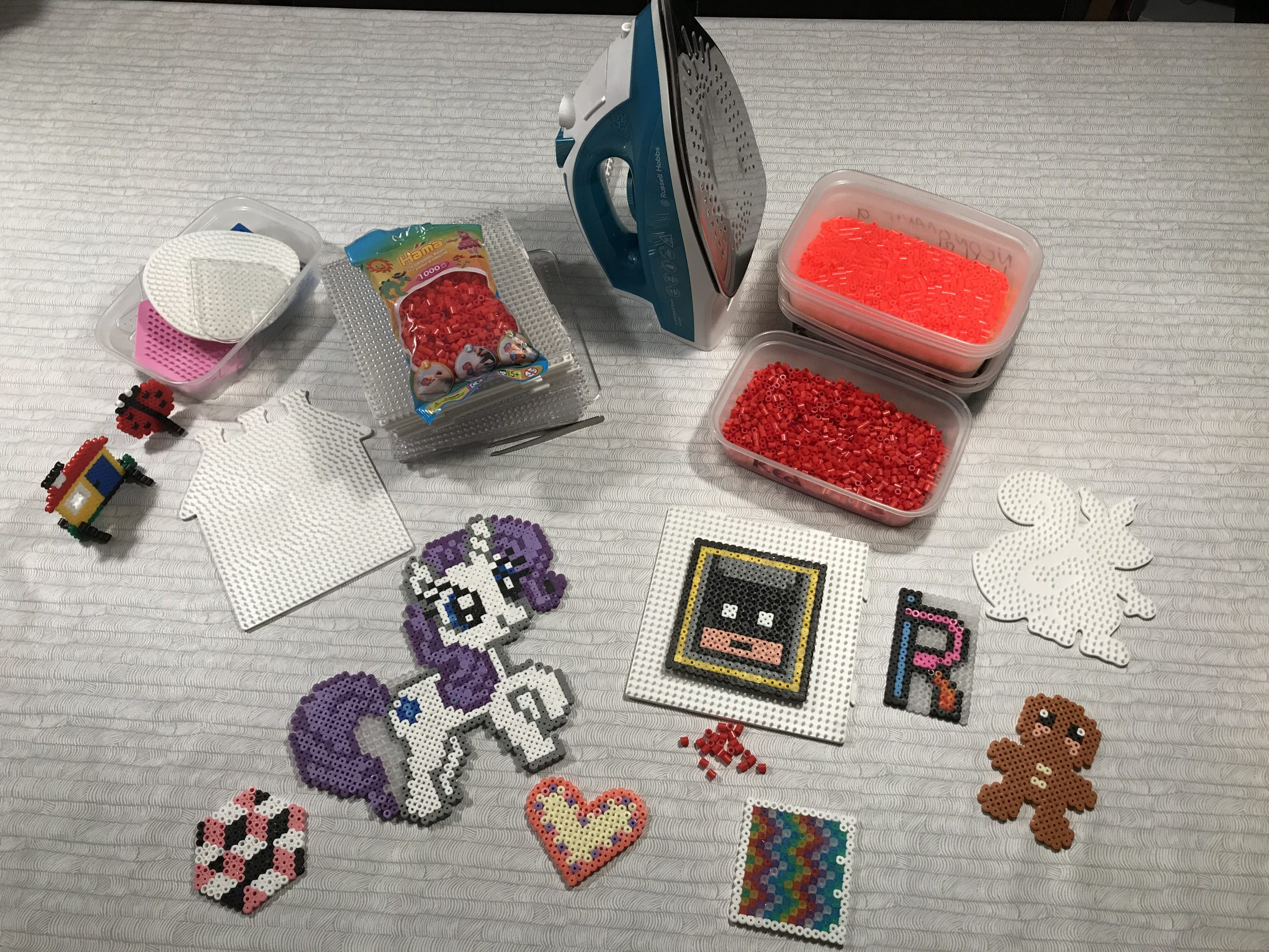 All the Hama Bead supplies you need
